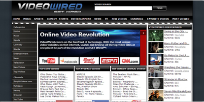 VideoWired